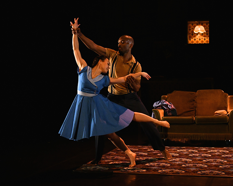Phoenix Dance Theatre — Windrush: Movement of the People