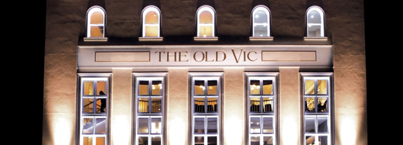 The search is on for the next Old Vic 12