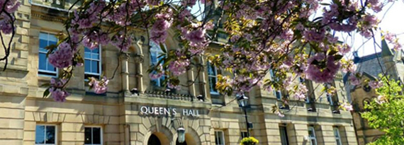 Geof Keys to leave Queen's Hall Arts, Hexham